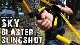 getlinkyoutube.com-How To Make The Skyblaster Slingshot