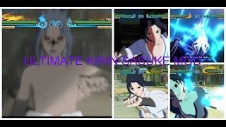 getlinkyoutube.com-NUNSR- Sasuke (Kirin) Moveset Mod v.1 [ULTIMATE VERSION]