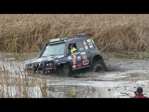 Suzuki Vitara на ВОЯКАХ КРУЧЕ ВСЕХ прошла С.У.Гаплык Трофи 2017 off road 4x4