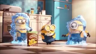 getlinkyoutube.com-Minions commercials collection