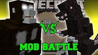getlinkyoutube.com-KING KONG VS GODZILLA - Minecraft Mob Battles - Mods