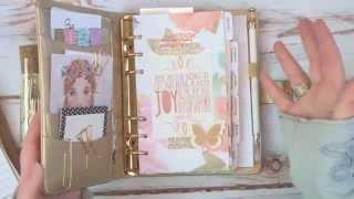 getlinkyoutube.com-My New Planner Obsession: Kikki K Planner, Present for my mom!  Theplannersociety