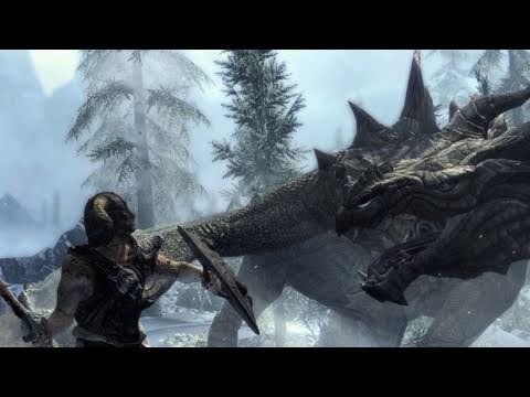 The Elder Scrolls V: Skyrim - Official Trailer