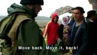 getlinkyoutube.com-Machssomim Part 1 of 7 Checkpoints Israel Gaza Strip 2003