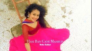 getlinkyoutube.com-Neha Kakkar - Hasi Ban Gaye MASHUP | SELFIE Video