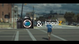 getlinkyoutube.com-Sony A7s - SLOG 2 Color Grading: Film Look with VisionColor ImpulZ LUTs