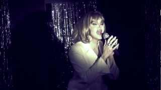 Dorothy Bishop as Barbra Streisand singing Evergreen view on youtube.com tube online.
