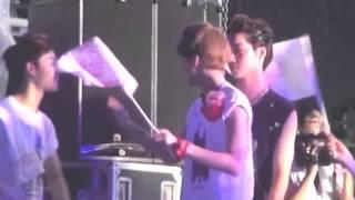getlinkyoutube.com-KAIHUN (feat. Baekhyun D.O. EXO) เจ้าที่แรง+สกัดดาวยั่ว รั่วโคตร by beerty