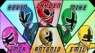 getlinkyoutube.com-Power Rangers Samurai: Rangers Together, Samurai Forever!