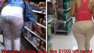 getlinkyoutube.com-Funny Looking People at Walmart - Hot damn!
