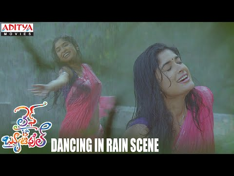 Anjala Zaveri Dancing in Rain Video