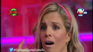 getlinkyoutube.com-Combate: Pelea entre Mario Irivarren y Alejandra Baigorria