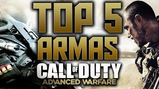getlinkyoutube.com-TOP 5 Armas de Call Of Duty Advanced Warfare