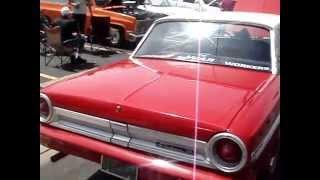 1964 FORD FAIRLANE 500 - SMALLER FORD,  BIG SELLER