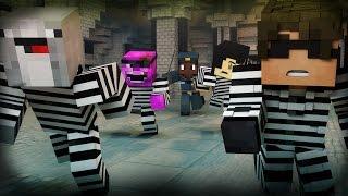 getlinkyoutube.com-Minecraft Mini-Game: COPS N ROBBERS! (TOTAL LOSS OF CONTROL!) /w Facecam