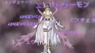 getlinkyoutube.com-Digimon Adventure デジモン Digivolution - Braveheart - Flute cover - Ayumi Miyazaki 宮崎歩