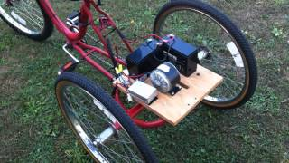 getlinkyoutube.com-Electric Trike Project - Part 1