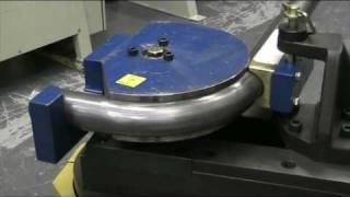 getlinkyoutube.com-Baileigh Industrial RDB-350 Tube Bender