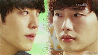 'School 2013' Lee Jong Suk,Kim Woo Bin | Don't know man
