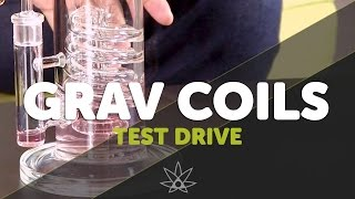GRAV Coils  //  420 Science Club