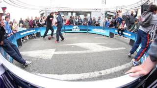 getlinkyoutube.com-Panna by Jeand Doest at Electrabel Street Heroes 2014 Brussels