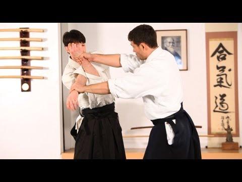 How to Do Juji Nage | Aikido Lessons
