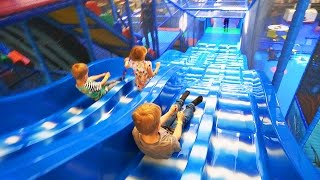 Indoor Playground Fun for Family and Kids at Kalle's Lek & Lattjo