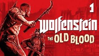 getlinkyoutube.com-Wolfenstein: The Old Blood #1