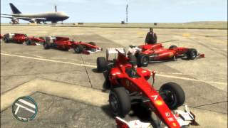 getlinkyoutube.com-GTA IV F1 Mod (very very loud engine sound and monster horn!!!)