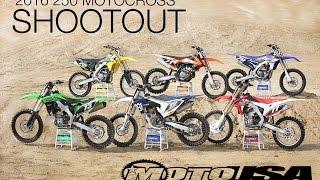 getlinkyoutube.com-2016 250 Motocross Shootout - MotoUSA
