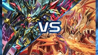 "getlinkyoutube.com-[Vanguard] LD The Dark ""Ren Suzugamori"" VS Dragonic Overlord ""The X"""