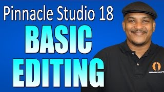 getlinkyoutube.com-Pinnacle Studio 18 Ultimate - Basic Editing Beginners Tutorial