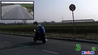 getlinkyoutube.com-VESPA 130 POLINI EVOLUTION AL CARTER - test su strada (HD)