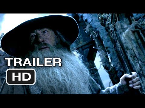 The Hobbit Official Trailer #1 - Lord of the Rings Movie (2012) HD