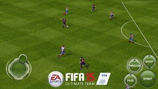 getlinkyoutube.com-FIFA 15 Ultimate Team - Cambiar Articulos y Jugadores (IOS)