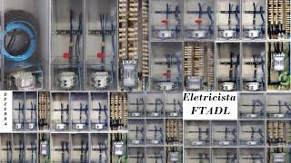 getlinkyoutube.com-novo padrão da Eletropaulo Eletricista Instalamos Caixa de..1 ou 12 Relogios, FTADL único Bezerra!