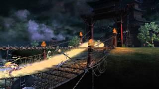 "getlinkyoutube.com-1st 3D MMORPG ""협객 온라인(Xiake Online)"" 메인 필드 플레이 영상"