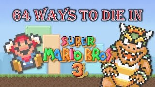 getlinkyoutube.com-64 Ways to Die in Super Mario Bros. 3