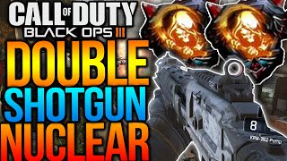 "getlinkyoutube.com-Black Ops 3 - DOUBLE ""SHOTGUN"" NUCLEAR w/ KRM-262! (COD BO3 Double Shotgun Nuclear)"