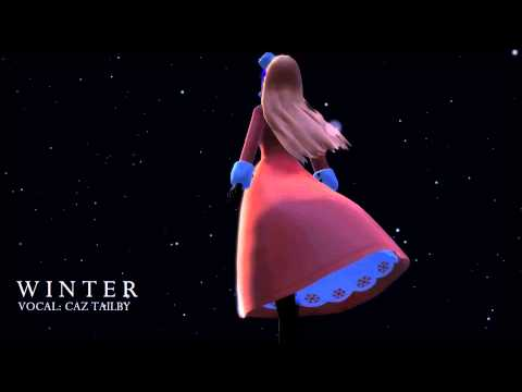 [HETALIA] Winter (Cover by Caz)