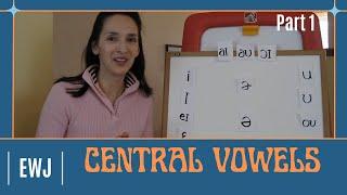 getlinkyoutube.com-Pronunciation of English Vowel Sounds 4 - Central Vowels - Part 1 (with captions)