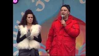getlinkyoutube.com-Потап и Настя - Масленица 2013, Ярославль