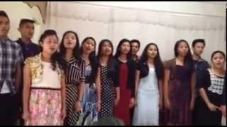Ayaw Katandog Sa Mga Pagsulay (Ablaze youth ministry singers@Airport SDA Church Malaybalay City)