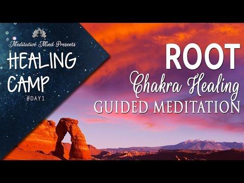 Root Chakra Healing Guided Meditation | Healing Camp #1