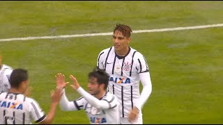 getlinkyoutube.com-Corinthians vs Bayer Leverkusen 2:1 ● Florida Cup 2015 ● HD