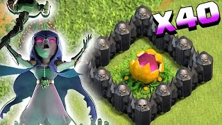 getlinkyoutube.com-Clash Of Clans - NEW UPDATE!!! SCARY PUMPKIN (Halloween is here!!)