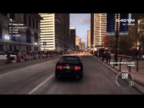GRID 2 Multiplayer (151) 10 Meter sind eine halbe Fahrzeuglange (Deutsch) (HD 1080p)
