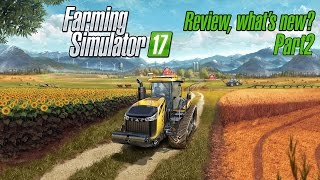 getlinkyoutube.com-Farming Simulator 17 - What's new? Tractors, Combines and Trailers