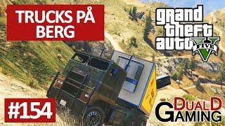 getlinkyoutube.com-GTA 5 - #154 - TRUCKS PÅ BERG