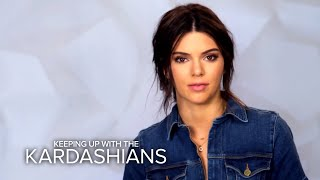 getlinkyoutube.com-Kendall Jenner Calls Out Kylie Over Family Time | KUWTK | E!